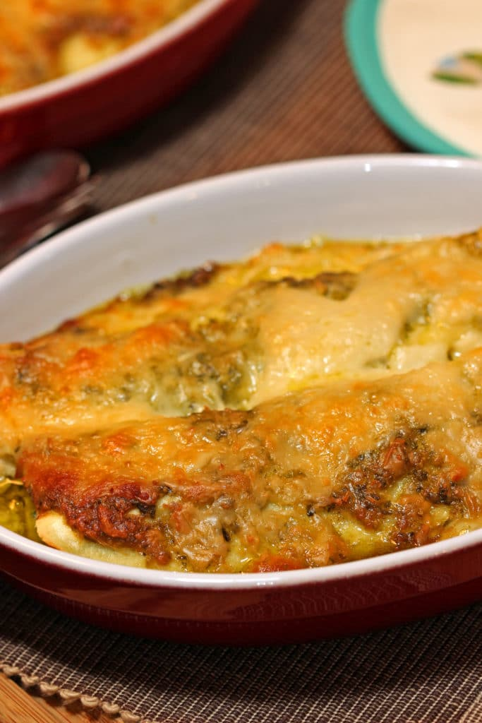 Spinach Pesto Lasagna12
