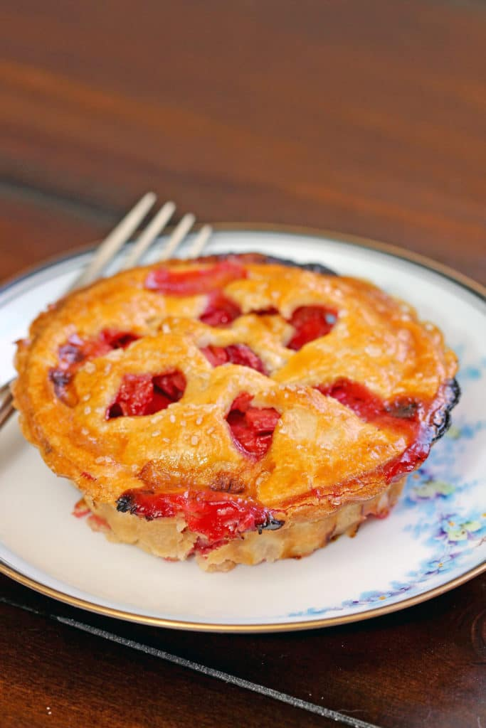 Apple Rhubarb Pie6