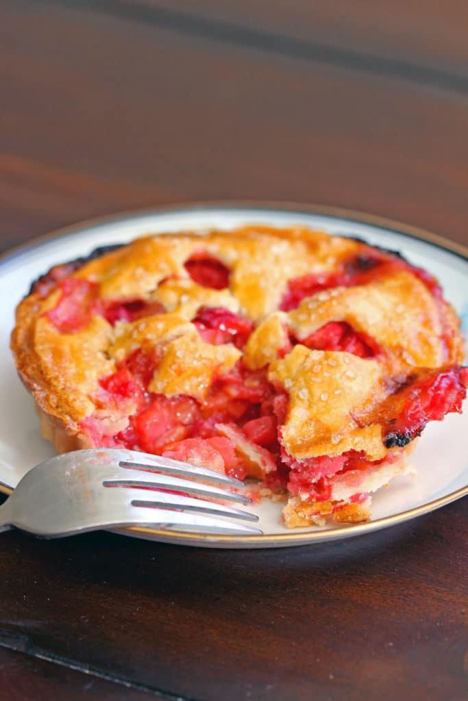 Apple Rhubarb Pie7