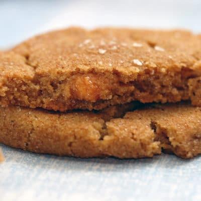 Brown Butter Caramel Snickerdoodles