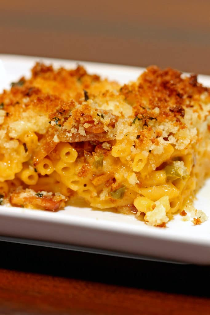 Cheesy Bacon Jalapeño Mac & Cheese Bake2