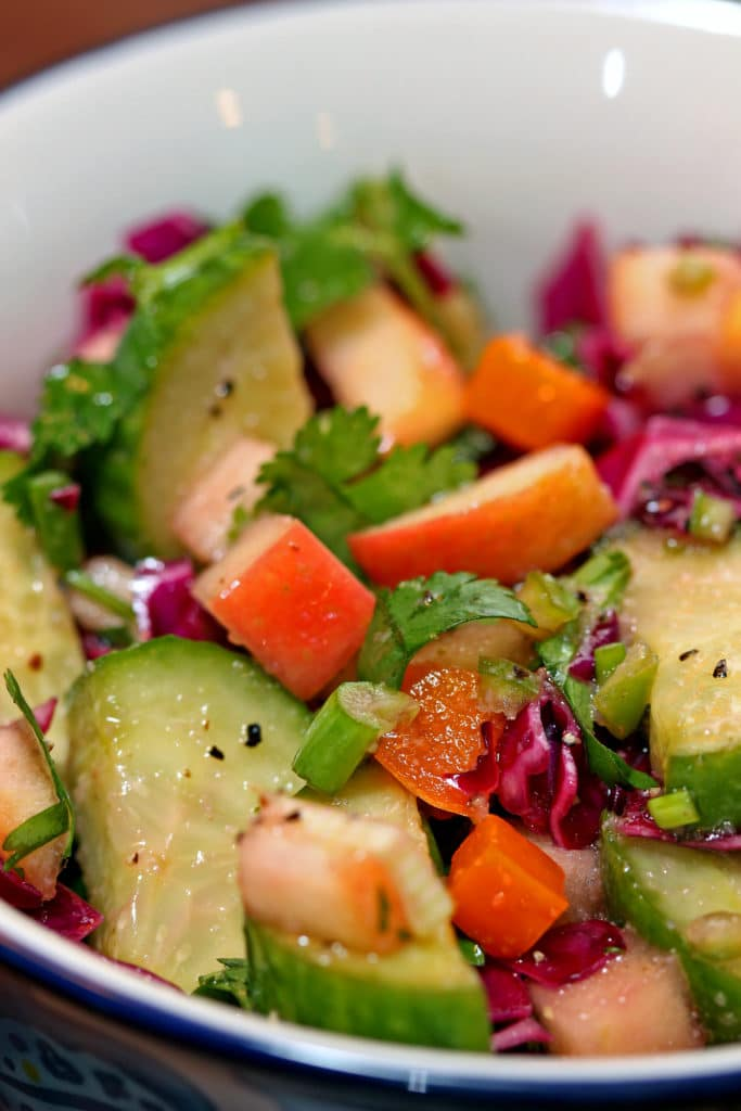 Cucumber Apple Salad2