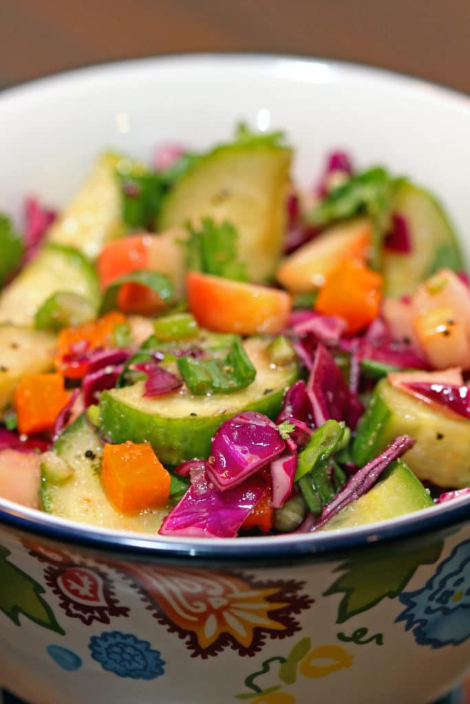 Cucumber Apple Salad3