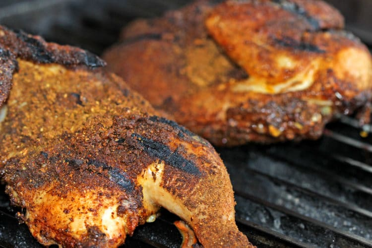 Iraqi Yellow Spice-Rubbed Chicken7