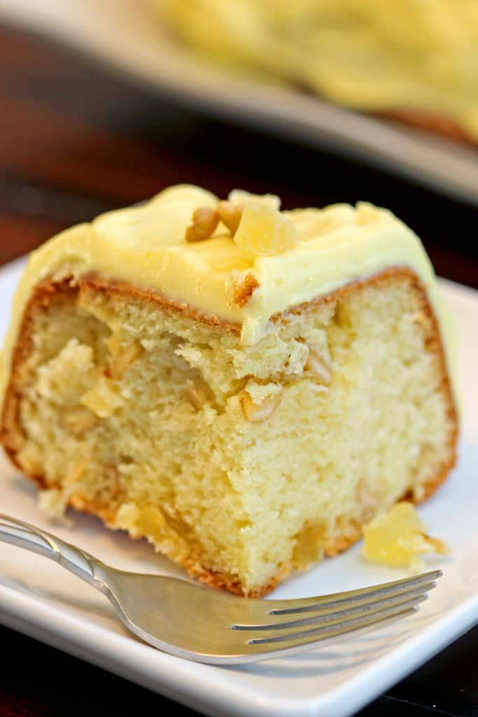 Pineapple Cashew Coffee Cake7
