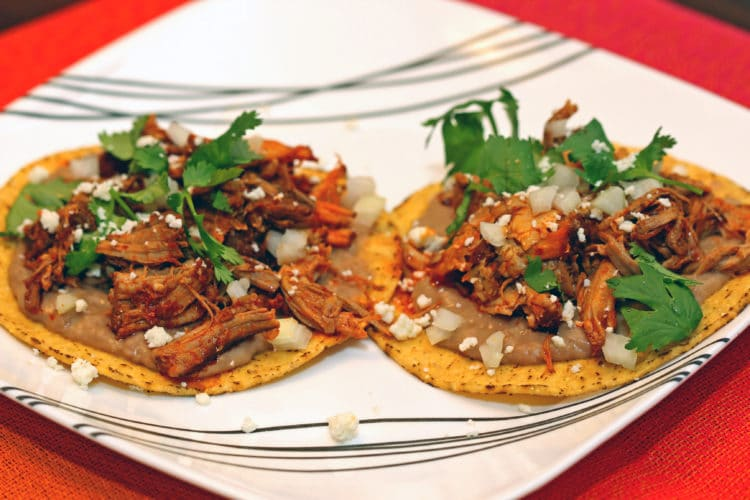 Pulled Pork Tostadas1