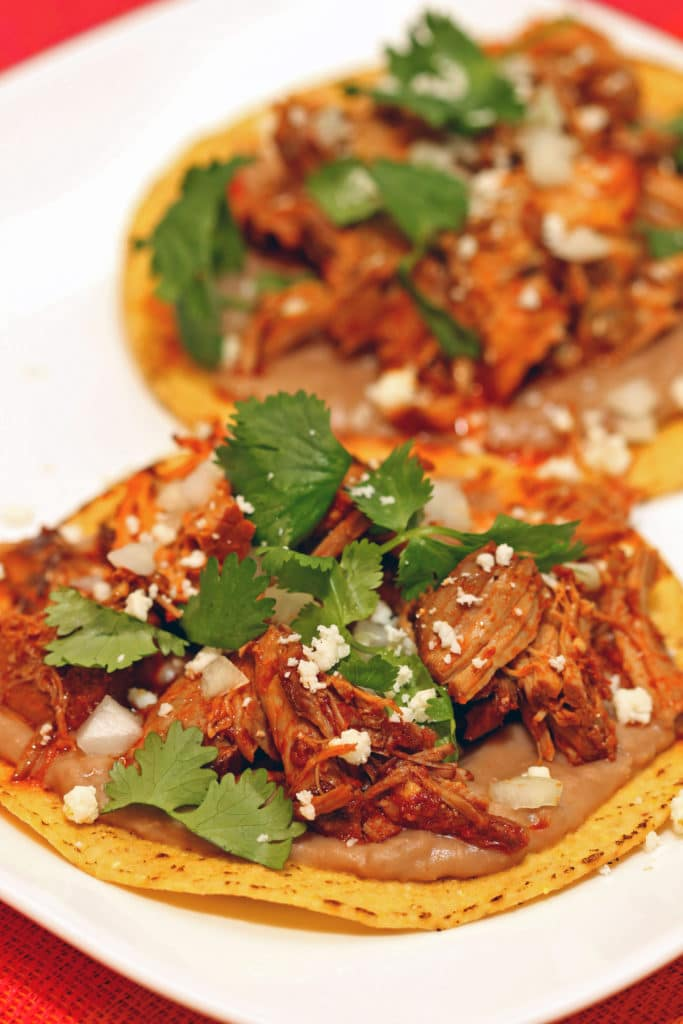 Pulled Pork Tostadas9