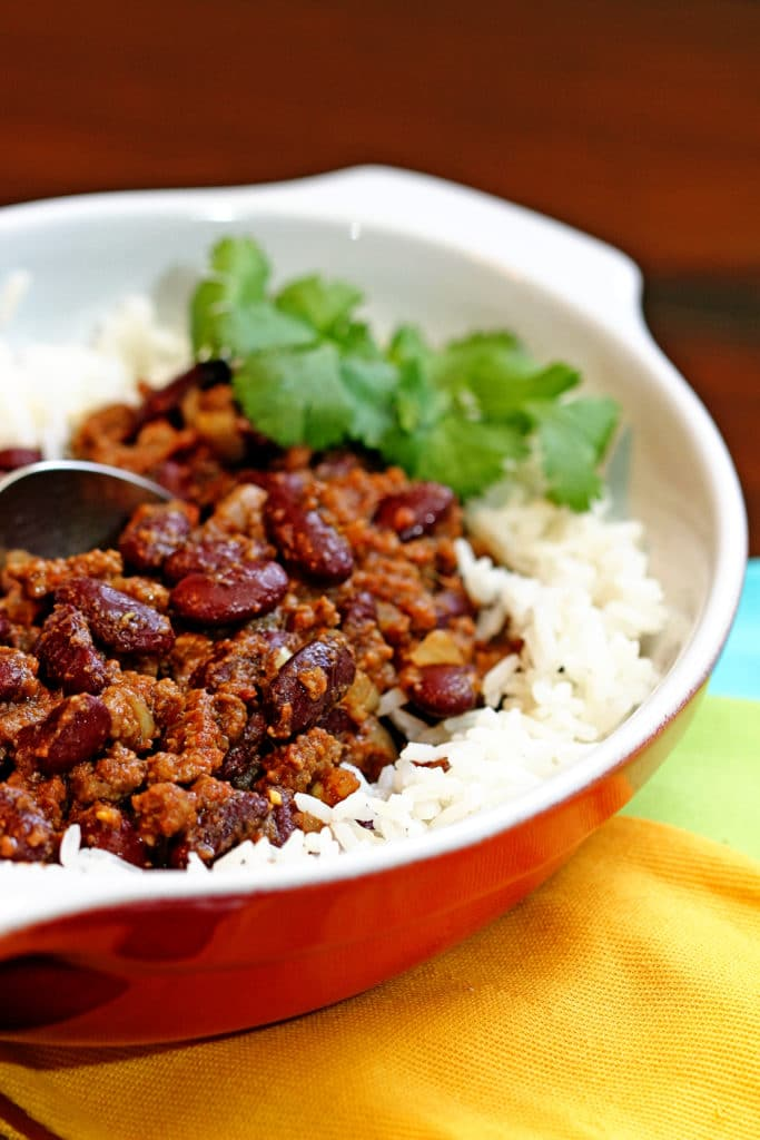 Red Kidney Bean Curry with Lamb4