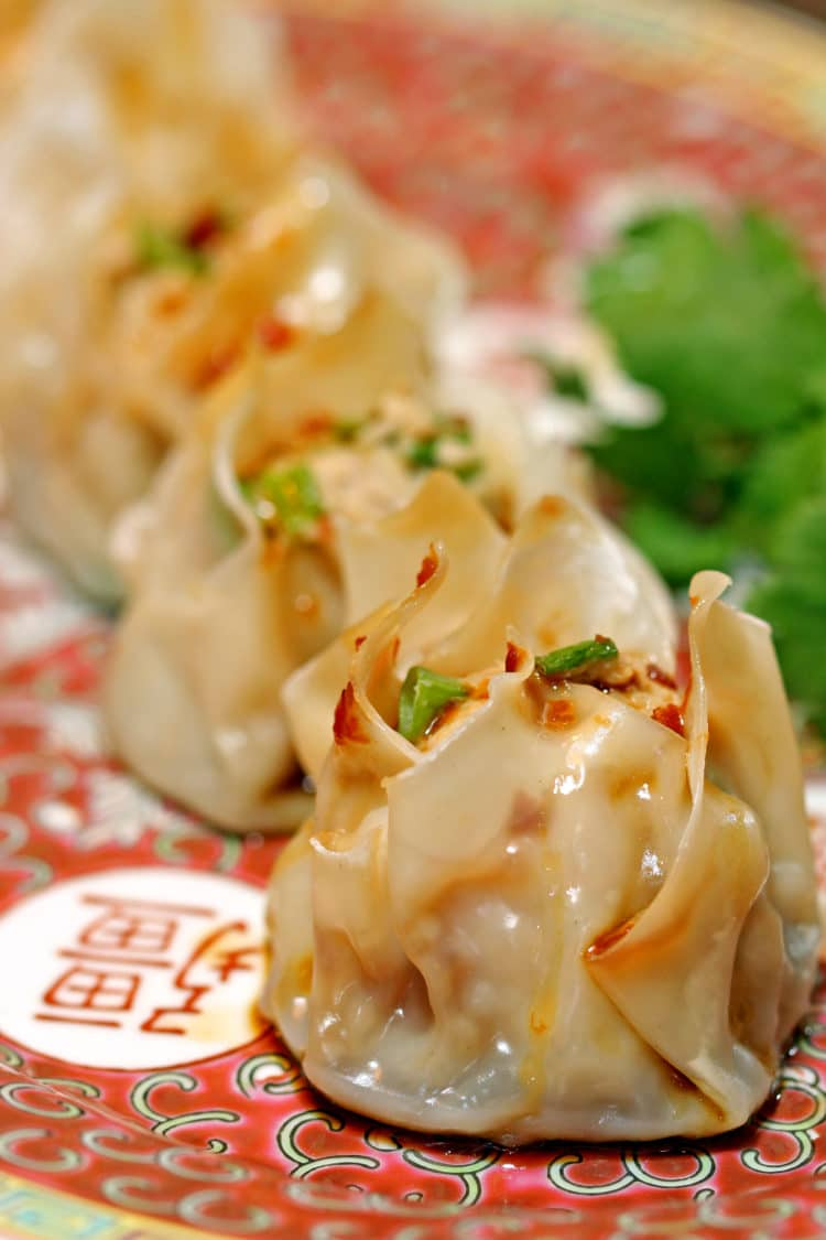 Shrimp & Pork Shu Mai - keviniscooking.com