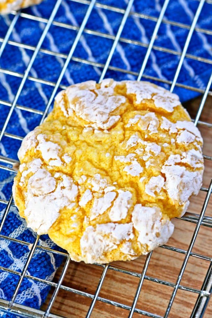 Chewy Lemon Burst Cookies10