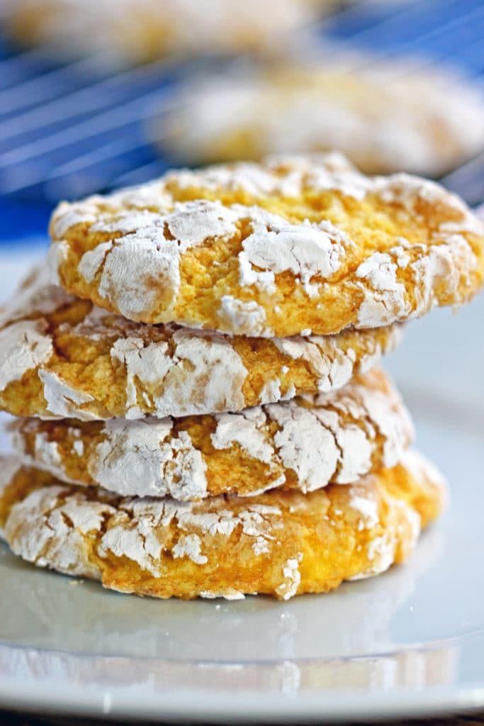 Chewy Lemon Burst Cookies11