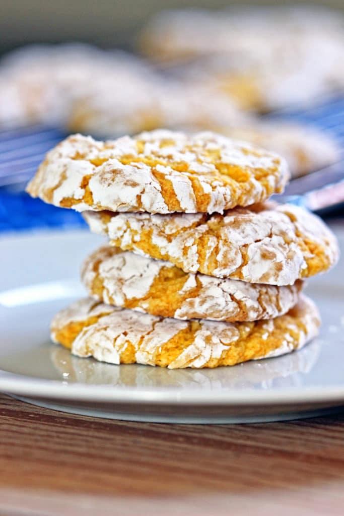 Chewy Lemon Burst Cookies8