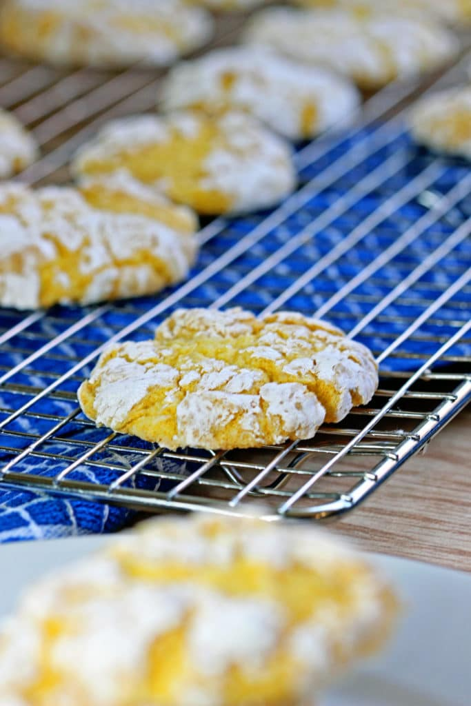 Chewy Lemon Burst Cookies9