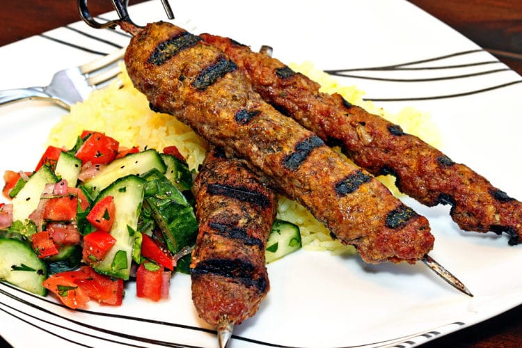 Grilled Lamb and Beef Kubideh Kebabs3