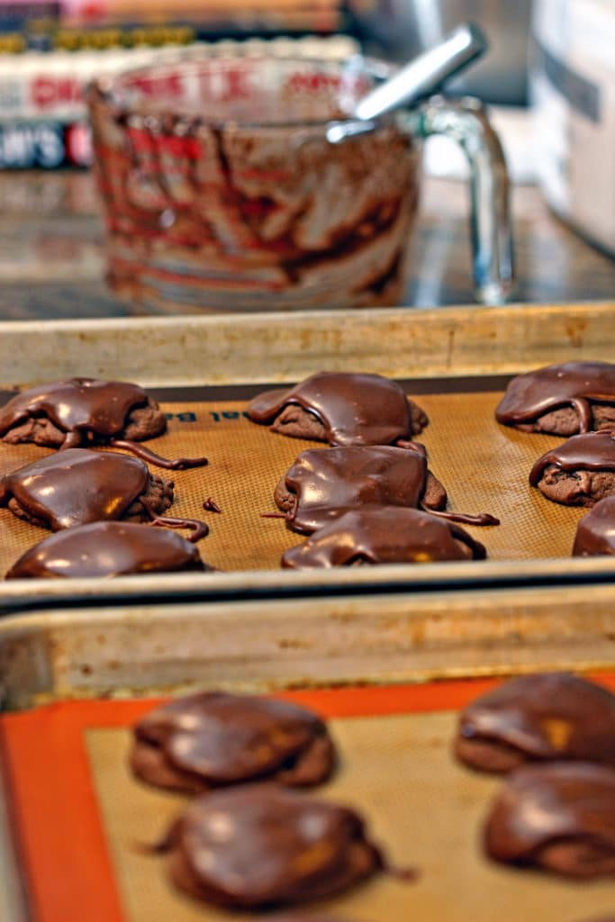 Mayan Chocolate Sheet Cake Cookies9