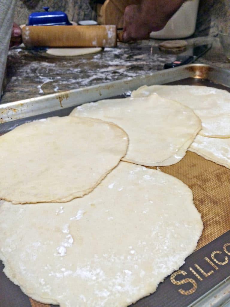 Moo Shu Pork with Homemade Pancakes6