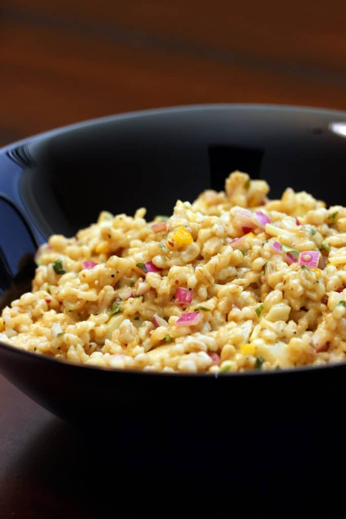 Savory Barley Salad with Preserved Lemon2