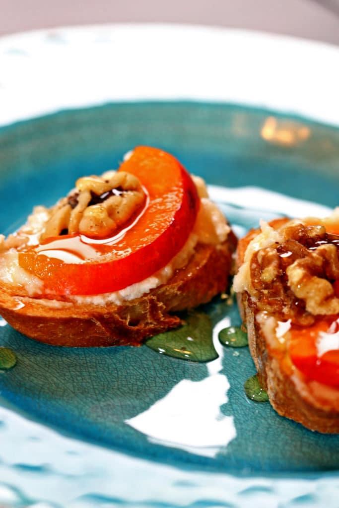 Apricot Ricotta Crostini8