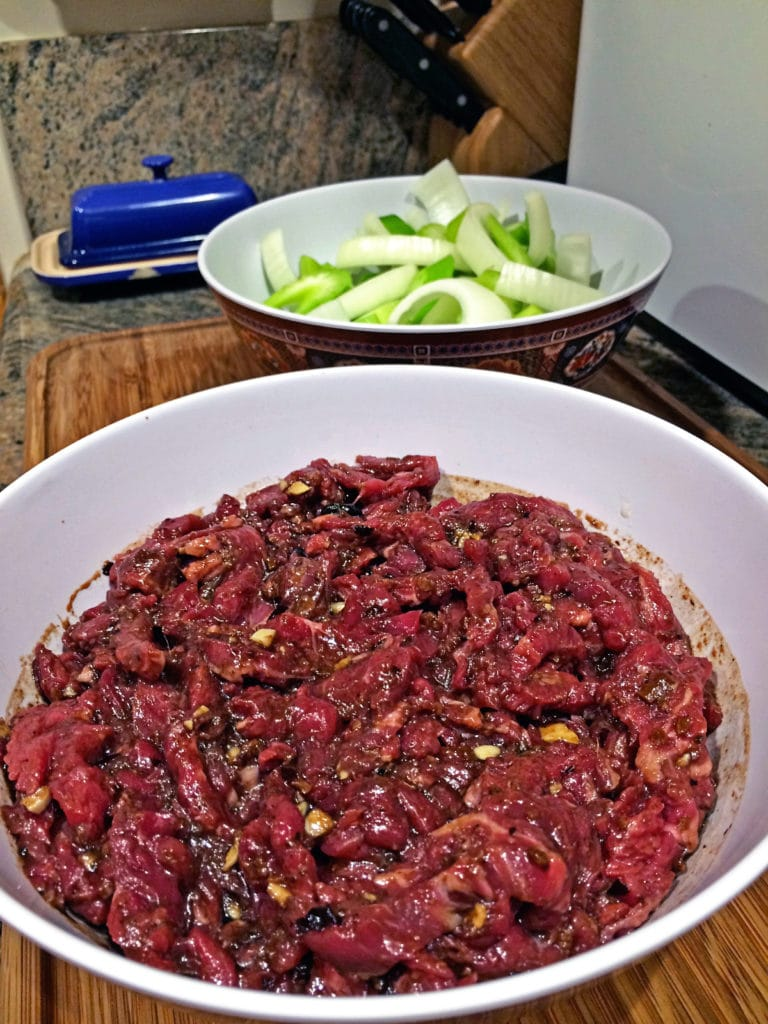 Black Bean Beef Stir Fry with Celery2