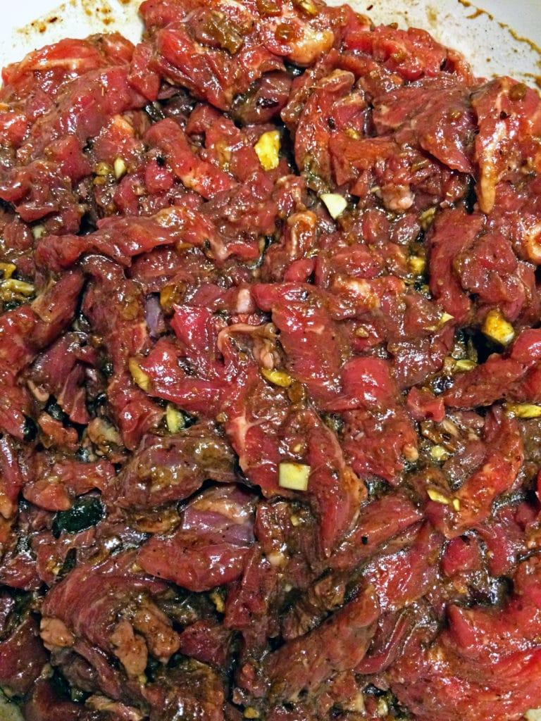 Black Bean Beef Stir Fry with Celery3