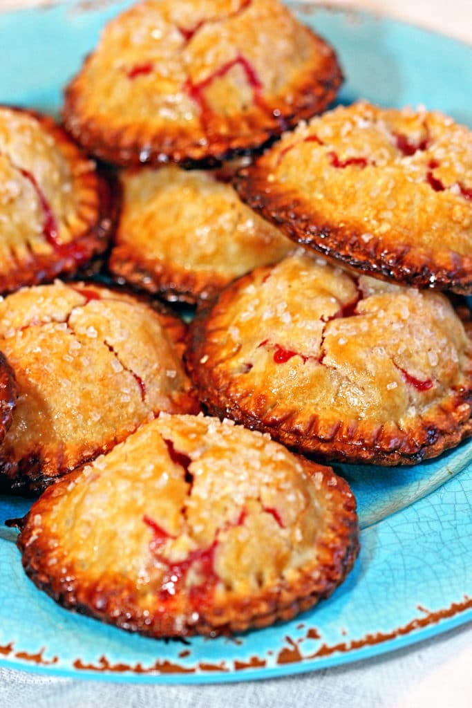 Rhubarb Apple Hand Pies10