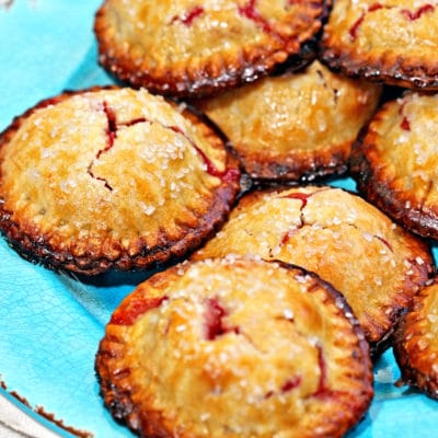 Rhubarb Apple Hand Pies