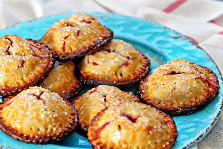Rhubarb Apple Hand Pies7
