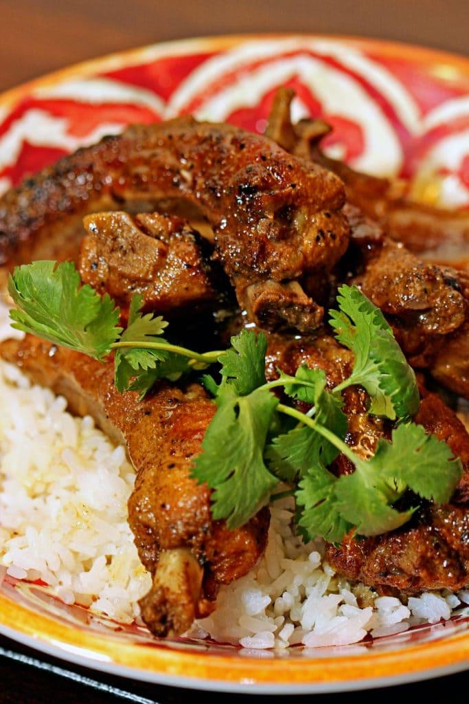 Cinnamon Coconut Curry Pork Ribs1