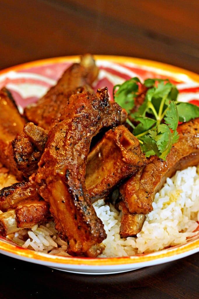 Cinnamon Coconut Curry Pork Ribs5
