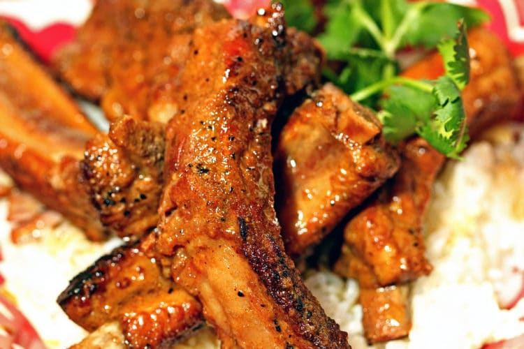 Cinnamon Coconut Curry Pork Ribs6