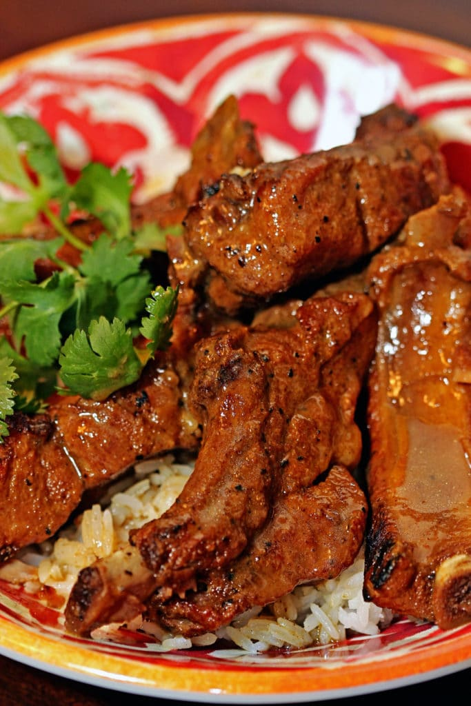 Cinnamon Coconut Curry Pork Ribs7