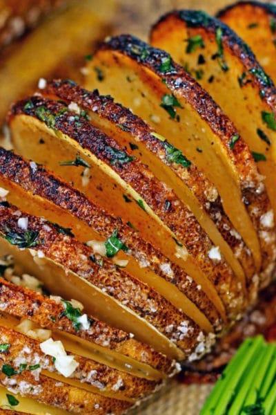 How to Make a Hasselback Potato