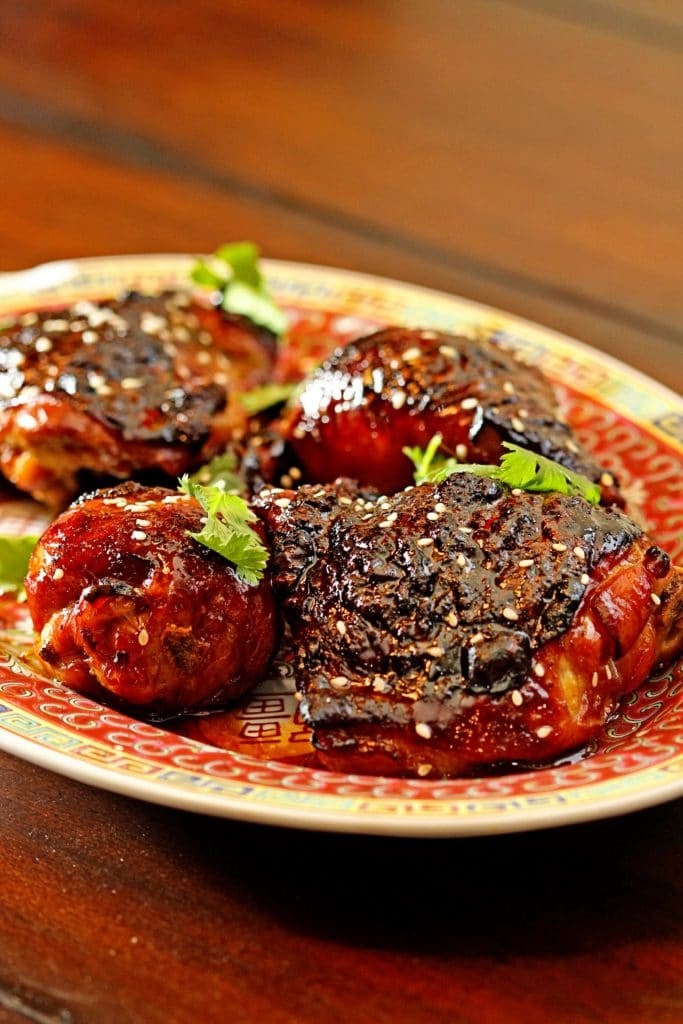 Honey Sesame Baked Chicken5