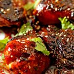 Honey Sesame Baked Chicken
