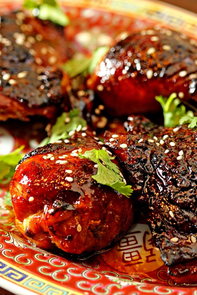 Honey Sesame Baked Chicken7