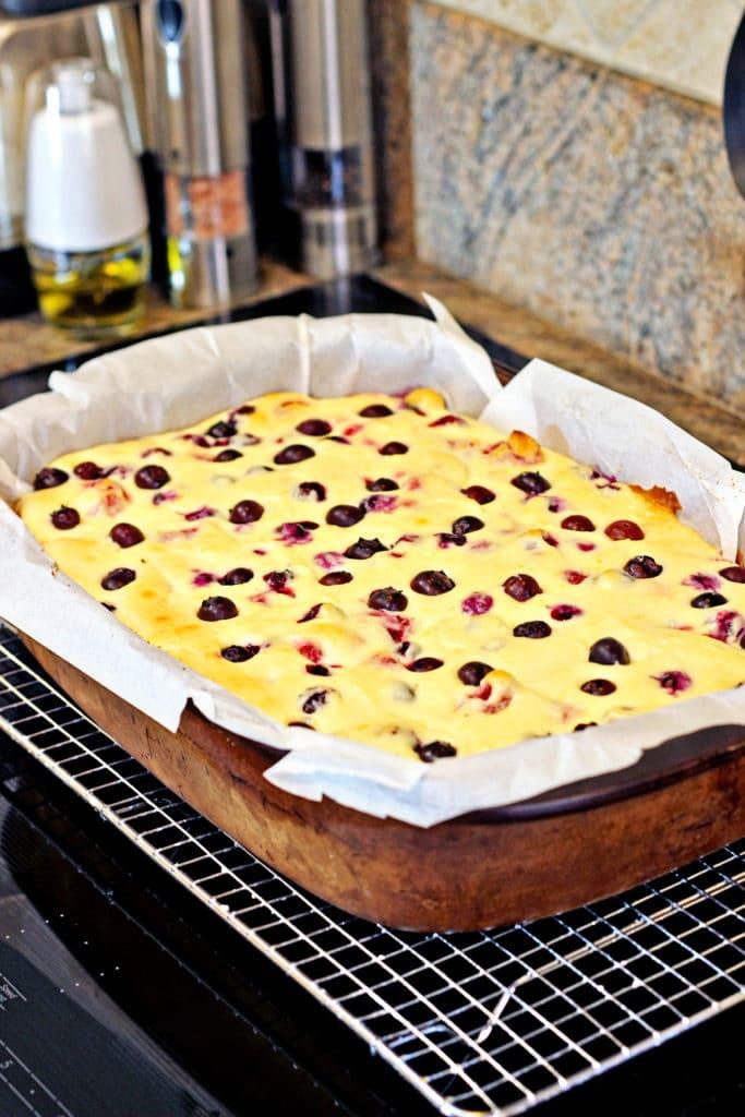 Lemon Berry Cheesecake Bars6