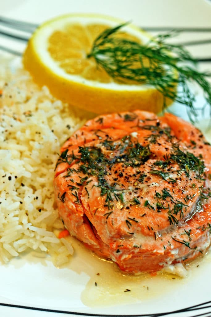 Lemon Dill Copper River Salmon Pinwheels1