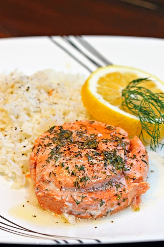 Lemon Dill Copper River Salmon Pinwheels5