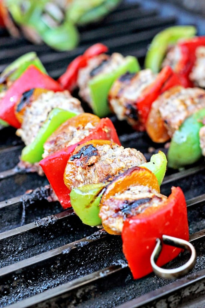 Spicy Honey Yogurt Lamb Kabobs10