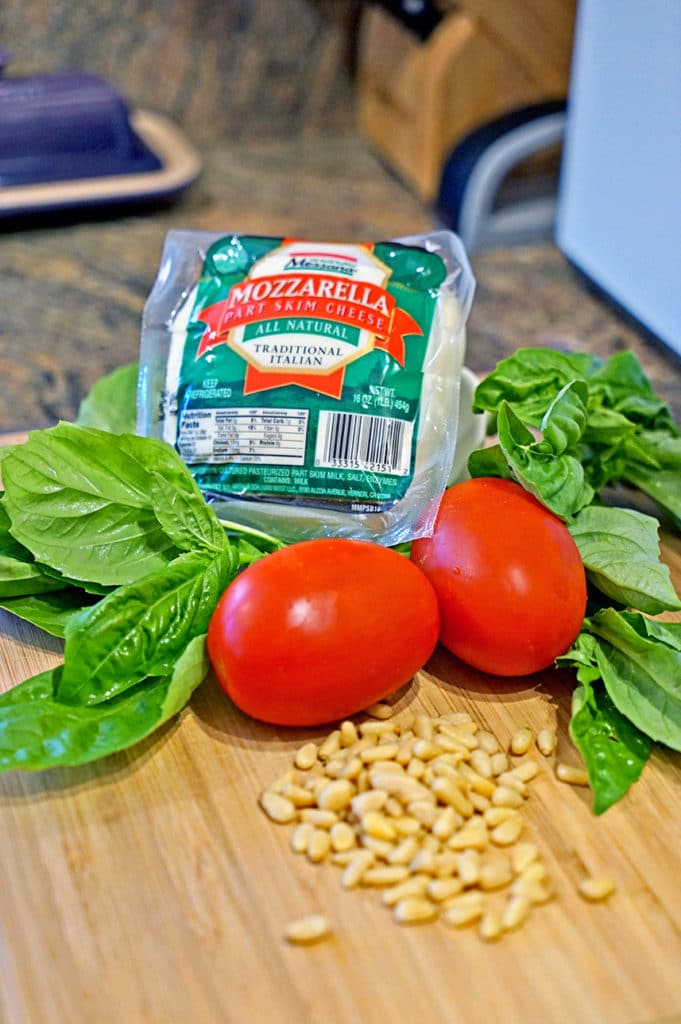 Hasselback Caprese Salad2
