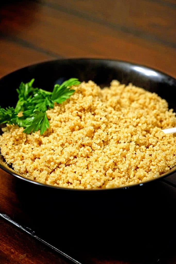 Lemon Thyme Quinoa5