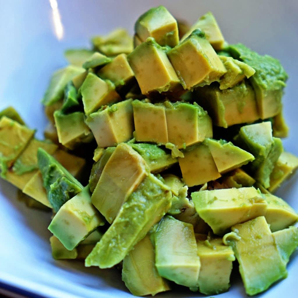 Blackberry Tarragon Vinaigrette Kale Salad4