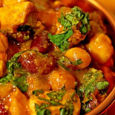 Chicken Chickpea Masala