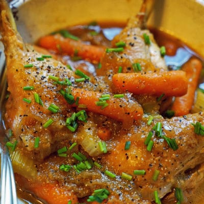 French Onion Soup Baked Chicken