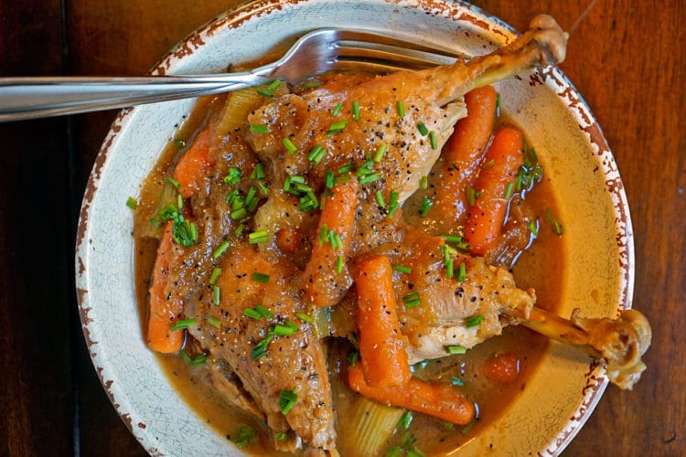 French Onion Soup Baked Chicken with Thyme2