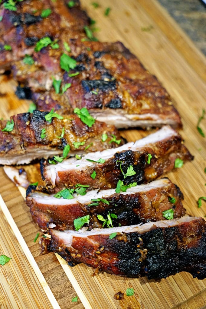 Pineapple Five Spiced Pork Ribs10