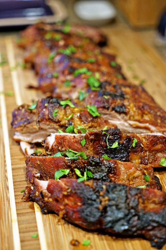 Pineapple Five Spiced Pork Ribs12