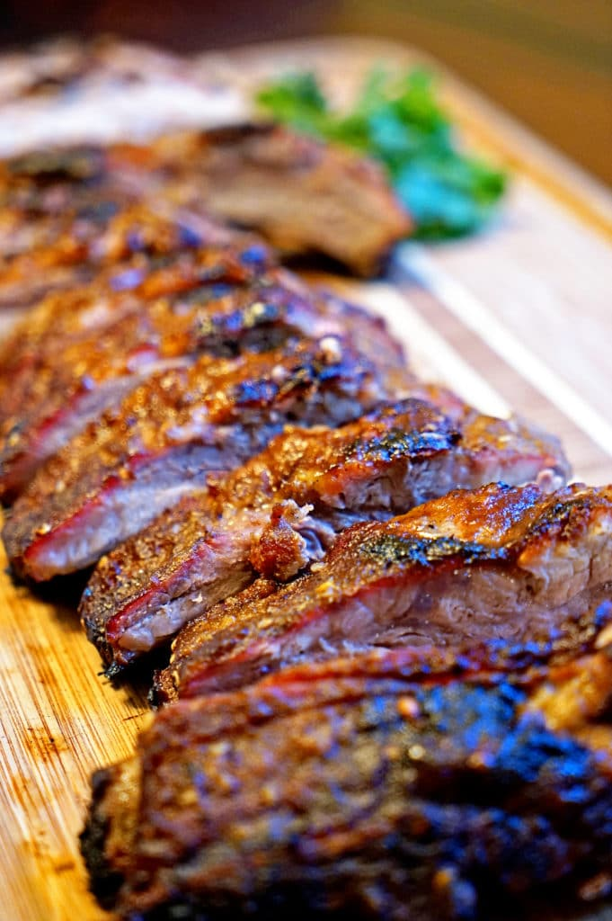 Pineapple Five Spiced Pork Ribs9