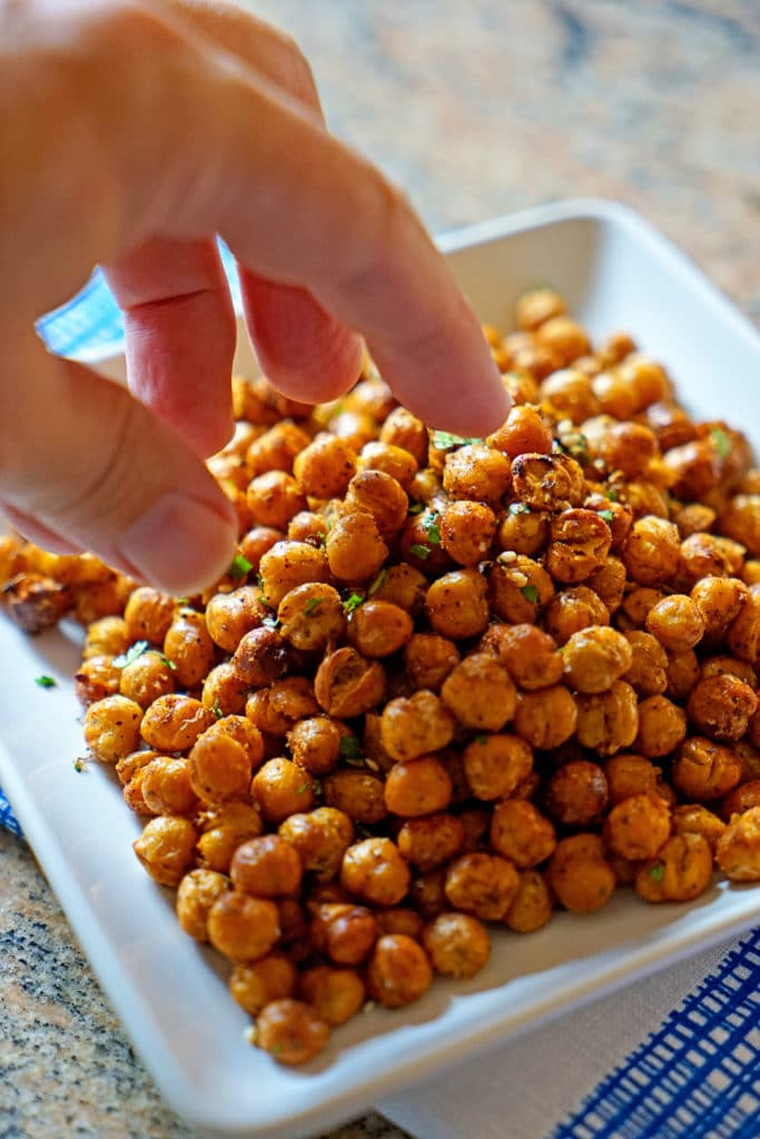 Turkish Roasted Chickpeas8