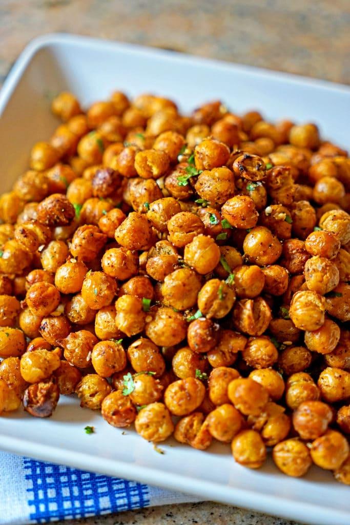 Turkish Roasted Chickpeas9